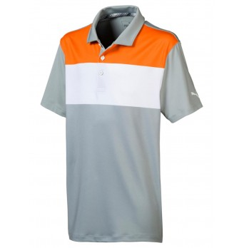 Funkční tričko PUMA Boys Nineties Polo - 578134 03