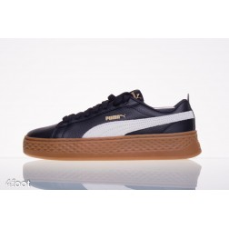 Kožená obuv PUMA Smash Platform L - 366487 03