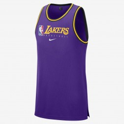BB dres NIKE NBA Los Angeles LAKERS - BQ9343 504
