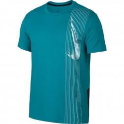Funkční tričko Nike Dry Top SS LV M - AR0028 334