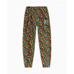 Kalhoty NIKE SPORTSWEAR RE-ISSUE PANTS WOVEN AOP - CW2575 010