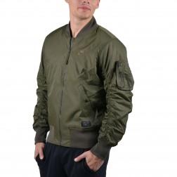 Bomber / bunda Nike NSW JKT WVN AF1 (green khaki)