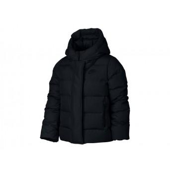 Péřová dětská bunda Nike G Nsw Jkt Uptown 550 - 816376 010