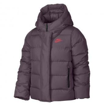 Péřová dětská bunda Nike G Nsw Jkt Uptown 550 - 816376 533