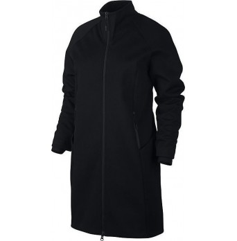 Dámský kabát/bunda Nike Tech Fleece Repel black - 884429 010