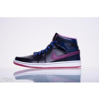 7a987ceabde4 Tenisky Nike Air Jordan 1 Mid Nouveau Yoth - 652484 405 - 4Foot.cz