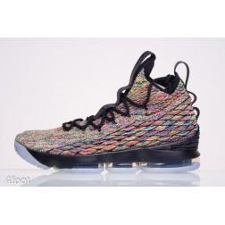 Basket. obuv Nike LeBron XV 15 - 897648 901