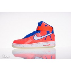 Obuv NIKE Air Force 1' Hi CMFT PRM RW QS - 624185 800