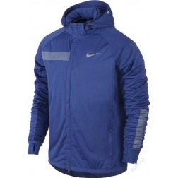 Běžecká bunda NIKE Shield Max Running Jacket - 619433 480