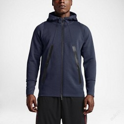 Mikina NIKE Air Jordan Lite Fleece Full-Zip - 724786 410