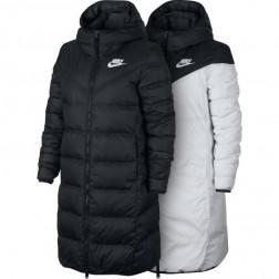 Oboustanný péřový kabát/bunda Nike WR DWN FILL PRKA REV W - 939440 010