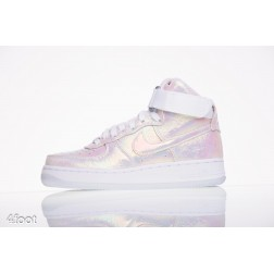 Obuv NIKE Air Force 1 Hi Prm QS - 704516 100