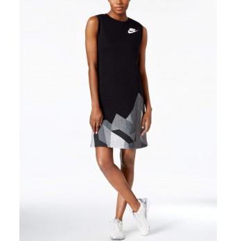 Šaty Nike W NSW RALLY DRSS SKYSCRAPER - 846501 010