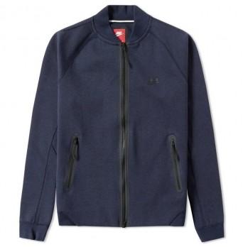 Mikina NIKE NIKE Tech Fleece Varsity - 678508 473
