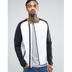 Mikina/bunda NIKE Tech Fleece Bomber - 832114 100
